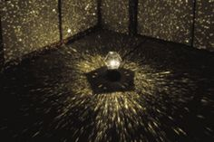 This would be cool for my reception, dancing under the stars! AstroStar - The Magic of Starlight Indoors!