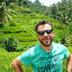 Rice fields in #Bali #Indonesia #happytraveller #edwardjeans #travel  #explore #worldtraveler #traveller #instatravel #instapic #travelvlog #skaitv