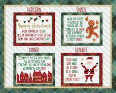 Christmas Gift Tags Printable, Printable Tags, Teacher Christmas Gifts, 12 Days Of Christmas, Very Merry Christmas, Christmas Treats, Christmas Neighbor, Teacher Gifts, Christmas Activities