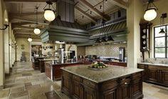 il Palmetto, Palm Beach. Beautiful kitchen!