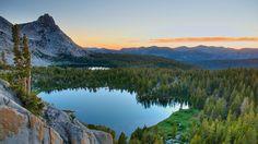 Yosemite National Park, Sierra Nevada, United States