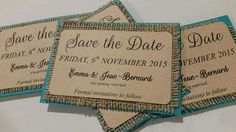 Save the date created by Innovative Events