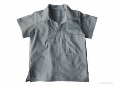 Altes Hemd, ganz neu  / Old shirt in new shape / Upcycling