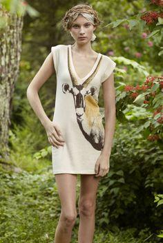 The oryx dress http://mikaorganic.com/