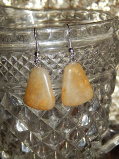 Hey, I found this really awesome Etsy listing at https://www.etsy.com/listing/238100331/genuine-yellow-aventurine-earrings