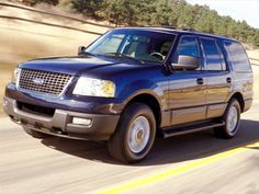 2003 Ford Expedition XLT FX4 Off-Road Sport Utility 4D Used Car Prices - Kelley Blue Book