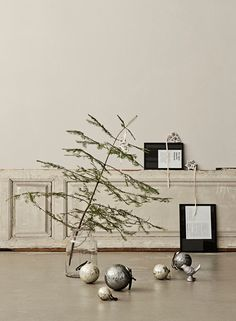 Christmas tree inspiration from Walther & Co.