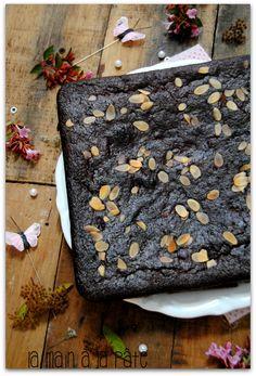 brownies sans farine ni beure