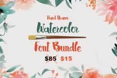 Hand Drawn bundle 8 in 1 by MediaLab on Creative Market