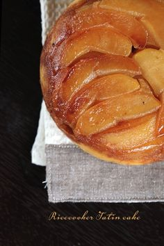 Apple Upside Down Cake | 21 Surprising Things You Can Make In A Rice Cooker