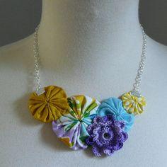 Yoyo necklace cute colors