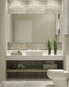 40 Fabulous Architecture Bathroom Home Decor Ideas Bathroom Inspo, Bathroom Inspiration, Modern Bathroom, Small Bathroom, Master Bathroom, Bathroom Toilets, Bathroom Renos, Deco Spa, Guest Toilet