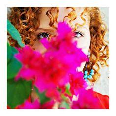 Coisas que colorem... Que a semana de vocês seja excelente :) #acordabonita