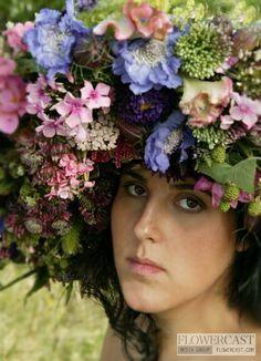 Calendar of the National Guild of Florists (Russia), 2007 | FLOWERCAST.COM | All about flower design, floristics.