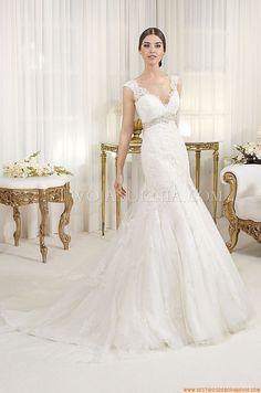 Vestido de novia Delsa P7431 Perle di Delsa 2014