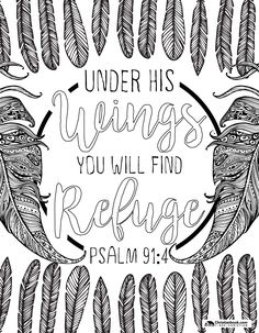 Coloring Pages For Spring Free Downloads Bible PagesColoring BooksPsalm