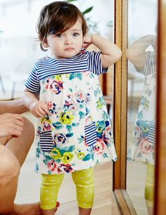 a8c4025b93f Hotchpotch Jersey Dress 73146 Dresses at Boden Clearance Baby Clothes