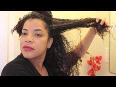 Tratamiento Casero de Banana para el cabello/ como aplicar los pre-poo