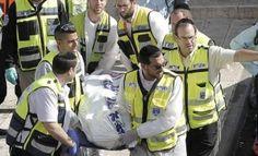 Gerusalemme: assalto contro sinagoga, uccisi quattro israeliani