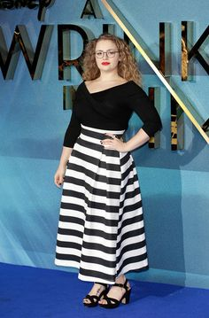 Carrie Hope Fletcher Photos - Carrie Hope Fletcher attends the European Premiere of 'A Wrinkle In Time' at BFI IMAX on March 2018 in London, England. - 'A Wrinkle In Time' European Premiere - Red Carpet Arrivals Carrie Hope Fletcher, The Answer To Everything, A Wrinkle In Time, Chf, London England, Her Style, Carry On, Respect, Phoenix