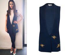 Amyra Dastur in Kukoon #perniaspopupshop #shopnow #celebritycloset #designer #clothing #accessories