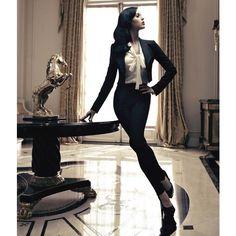 N9VE, por Cláudia Ioschpe » Arquivo » Os lábios de Katy Perry ❤ liked on Polyvore