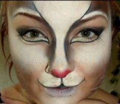 Maquillaje de gata paso a paso | Todo Halloween