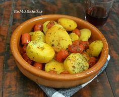 patatas con chistorra - En Mil Batallas
