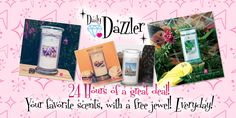 To become a consultant for Jewelry Candle Consultant please go my Jewelry Candle Store by clicking here and then click on become a consultant in the top menu.