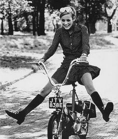 """When I see an adult on a bicycle, I do not despair for the future of the human race.""""    - H.G. Wells"""