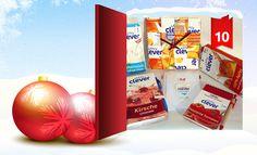 Heute geht's hinter dem Fenster unseres clever® Adventkalenders 2012 um die cleversten Geschenkideen und selbst gebastelte Geschenke aus clever® Verpackungen! Wie Ihr damit gewinnen könnt, erfahrt Ihr in unserem Onlinemagazin http://www.cleverleben.at/clever-magazin/post/2012/12/10/das-10-fenster-ist-offen-1.html