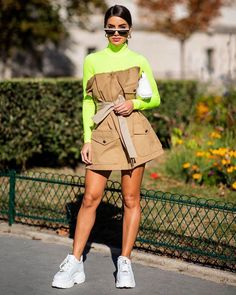 """a7deac602188 StreeTrends on Instagram  """"📸   thestyleograph Paris Fashion Week SS19"""""""