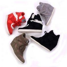 Fashion Shoes, Ash Footwear, High Tops, High Top Sneakers, Tops Ash