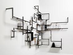 ANTOLOGIA Libreria modulare by studio14
