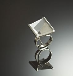 Ring by Margaret De Patta (1903-1964). OMCA Collection