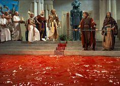 Cinematic Scenes: The Ten Commandments (1956): Cecil B. DeMille's Epic, Biblical Tale of the Exodus (Charlton Heston)