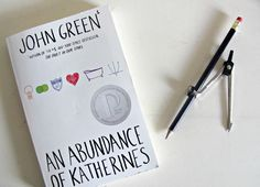 I've loved John Green ever since I read Looking for Alaska and The Fault in Our Stars. This one didn't disappoint either! Read my review. #blog #bookreview #johngreen #anabundanceofkatherines #fiction #book #goodreads
