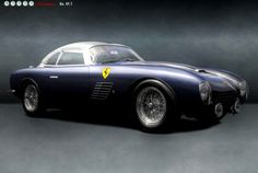 1957 Ferrari 250 GT Zagato
