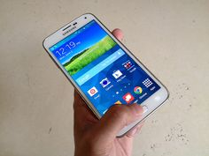 Samsung Galaxy S5 Tips and Tricks: How to Take a Screenshot with the Samsung Galaxy S5