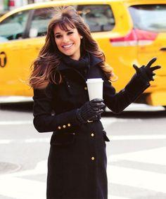 Lea Michele. She is so pretty<3