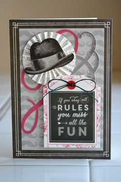 Aly Dosdall: anna griffin vellum quotes and goodbye Scrapbooking, Scrapbook Page Layouts, Scrapbook Cards, Anna Griffin Inc, Anna Griffin Cards, Boy Cards, Men's Cards, Birthday Cards For Him, Masculine Cards
