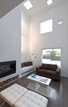 Charcoal House,© borXu Design