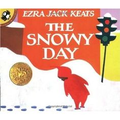 """""""The snowy day"""" Ezra Jack Keats. The Caldecott Award winning adventures of a little boy in the city on a very snowy day. Describes the silent wonder of a city snow and little Peter's delight as he slides down snowy mountains. Books To Read, My Books, Story Books, Music Books, Dance Books, Ezra Jack Keats, Lectures, Children's Literature, Book Activities"""