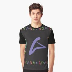 My T Shirt, Cotton Tote Bags, Chiffon Tops, Signs, Printed, Awesome, Mens Tops, Stuff To Buy, Black