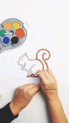 Förderung der Feinmotorik mit Punktmalerei. Vorlagen zum Download. Förderung in Kindergärten und Schule. #bastelnimherbst #bastelnmitkindern #kinderbasteln #bastelliebe #autumncrafts #mitkindernmalen #grundschullehrerin #bastelnmachtglücklich #kinderkunst #diyfürkinder #malenmitkindern #beschäftigungsideen #ideenfürkinder #kidscrafts #punktmalerei #mamablogger_de #bastelnmitpapier #spielenstattpanik #kindergartenart #playandlearn #playandlearning #beschäftigungfürkinder… We Can Do It, Motor Activities, In Kindergarten, Motor Skills, Fine Motor, Fun Games, Diy Crafts, Toddler Activities, Occupational Therapy