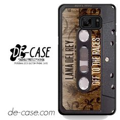 Lana Del Rey Tape DEAL-6339 Samsung Phonecase Cover For Samsung Galaxy Note 7