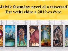 Melyik festmény nyeri el a tetszésed? Ezt vetíti előre a 2019-es évre.