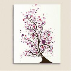 He encontrado este interesante anuncio de Etsy en https://www.etsy.com/es/listing/112024338/pink-wall-art-8-x-10-modern-tree-print
