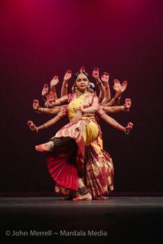 Dancing India..