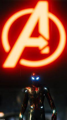 Now i'm the Avengers Thanos Marvel, Mr Marvel, Marvel Fan, Marvel Heroes, Mundo Marvel, Best Marvel Characters, Marvel Films, Spiderman Spider, Iron Spider